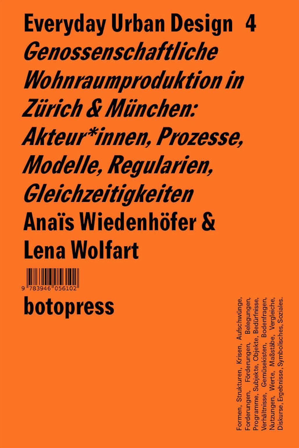 Genossenschaftliche Wohnraumproduktion in Zürich & München
