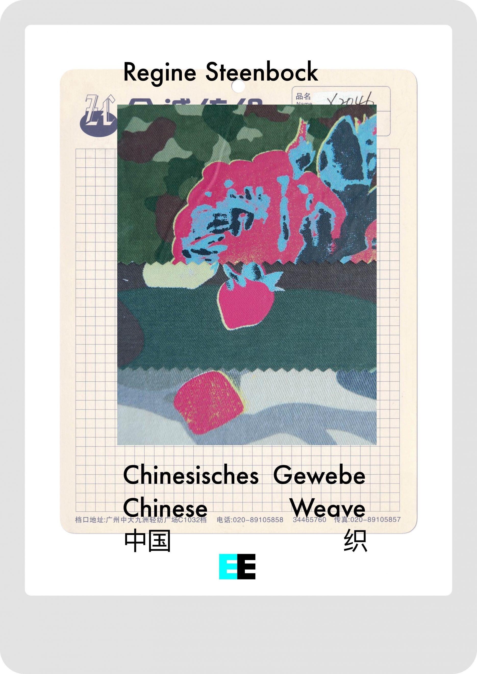 Chinesisches Gewebe